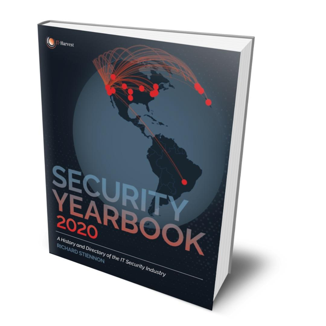 Security Yearbook 2020 by Richard Stiennon book